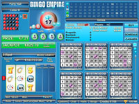 Bingo Empire Lobby