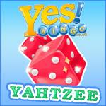 Say yes to Yahtzee Bingo at Yes Bingo