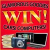 Cars, Computers, and Glamorous Goodies Could Be Yours